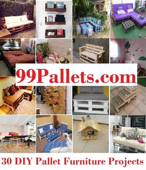 diy furniture projects diy pallet furniture ideas