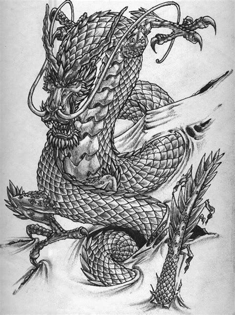 chinese dragon tattoos top art styles