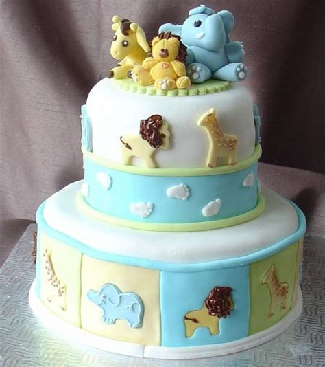 Animal Baby Shower Cake Ideas by Baby Shower Cakes Animal Baby Shower Cake Ideas