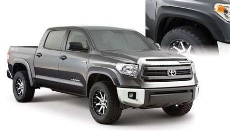 Fender Flares For Toyota Tundra New 2014 Toyota Tundra Extend A Fender Flares Available