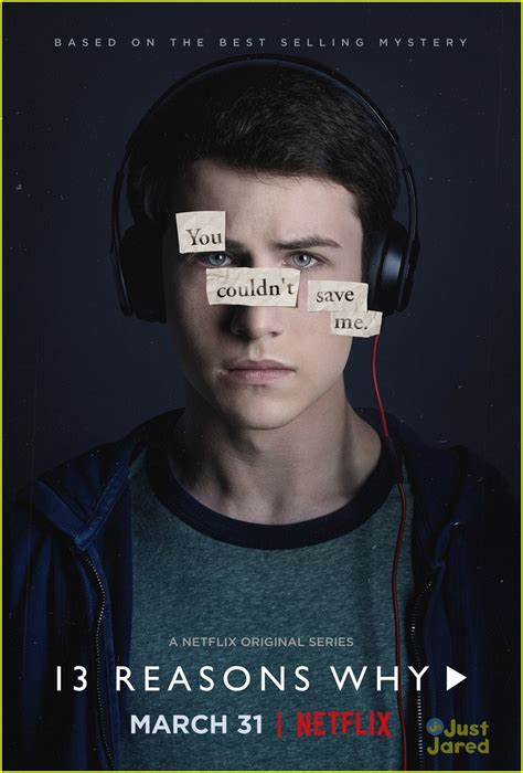 13 Thirteen Reasons Why Asher Netflix Cover 13 reasons why gets new featurette ahead of netflix premiere photo 1076114 photo gallery