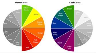 warm colors vs cool colors color wheel basics how to choose the right color scheme