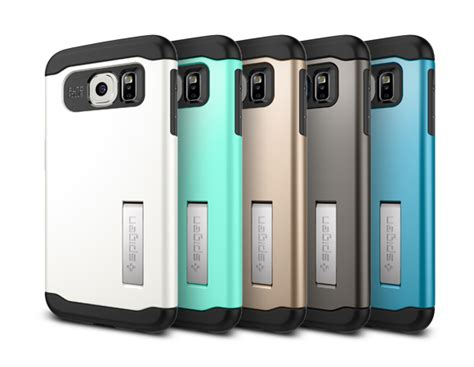 Spigen Slim Armor Samsung Galaxy S6 Hardc Limited sgp11532 galaxy s6 edge belt clip genuine spigen