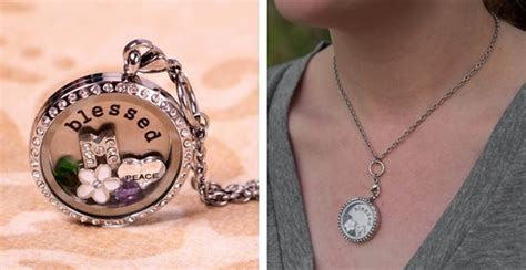 Origami Owl Alternative - an affordable alternative floating locket northshore