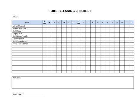 checklist of washroom getpaidforphotos com toilet cleaning record sheet getpaidforphotos com