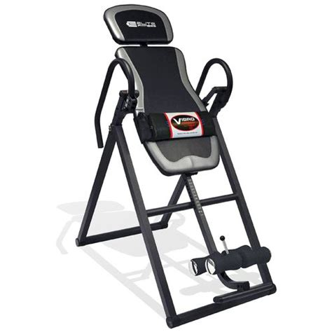 inversion table with heat and elite fitness deluxe heat and inversion table