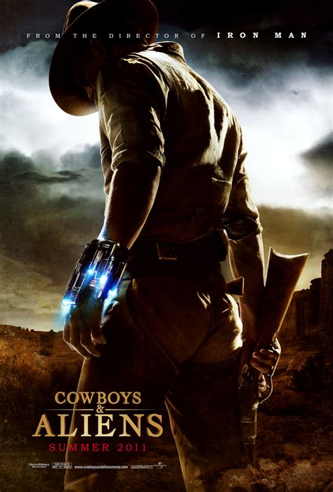 film something cowboy cowboys aliens movie trailer collider