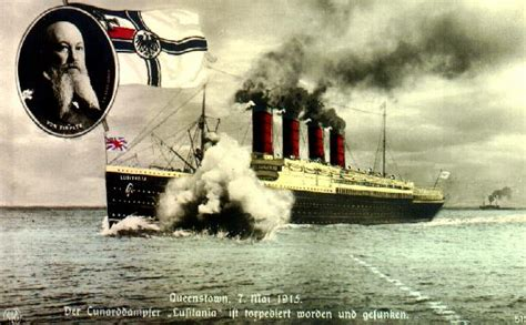 ww1 sinking of the lusitania the sinking of the lusitania as a war crime axis history