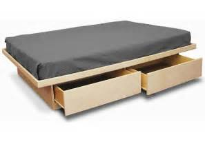 Do It Yourself Platform Bed With Storage Plans For A Platform Bed With Storage Drawers Do It Yourself
