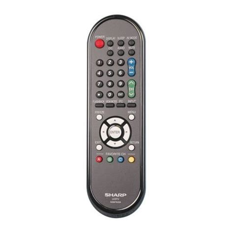 Sharp Remote Control RRMCGA667WJSA
