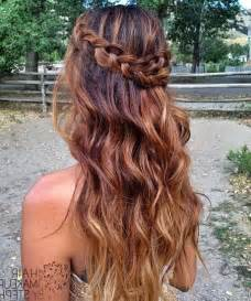 hairstyles for hair cute prom hairstyles for long hair 2016