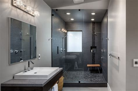 Modern Bathroom Shower Ideas Modern Bathroom Ideas Freshome