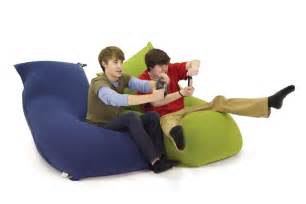 Not just a bean bag its a comfortable chair lounge bag amp couch