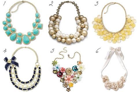 style statement necklaces trend fab fashion fix