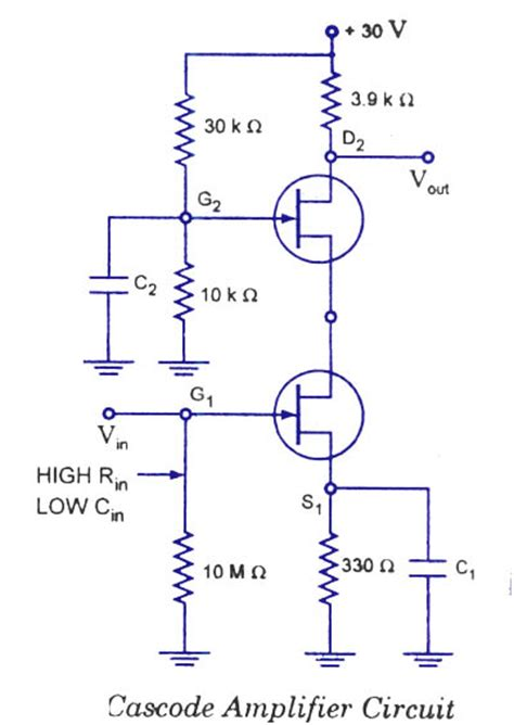 high voltage transistor cascode fet applications electronic circuits and diagrams electronic projects and design
