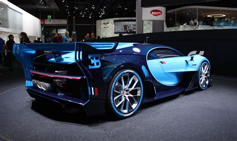 2018 bugatti vision gt release date and prices cars