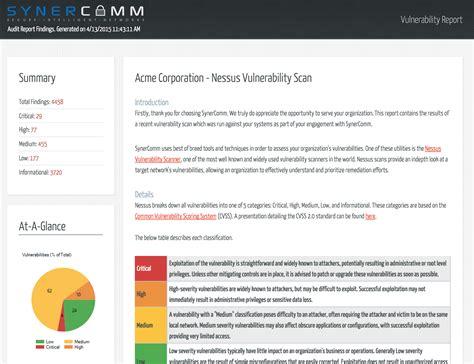 nessus report templates github shellntel vcr vulnerability compliance report
