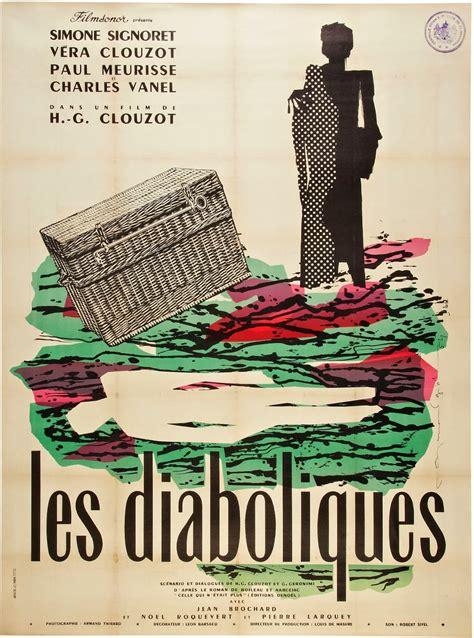 Sebuah Novel Hendri Teja Original les diaboliques 1955