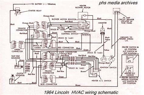 1960 lincoln wiring diagram wiring diagram with description