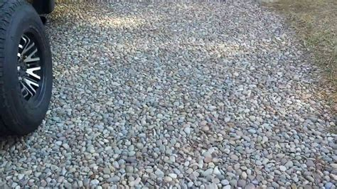 River Rock Driveway No One Likes My River Driveway And I Don T Care