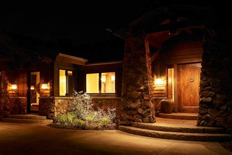 outdoor security lights outdoor residential security lighting ideas and pictures
