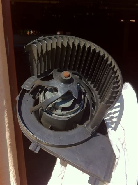 ac blower fan squirrel cage  forum  porsche boxster owners
