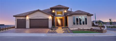 el paso houses tropicana homes el paso homes el paso home builder