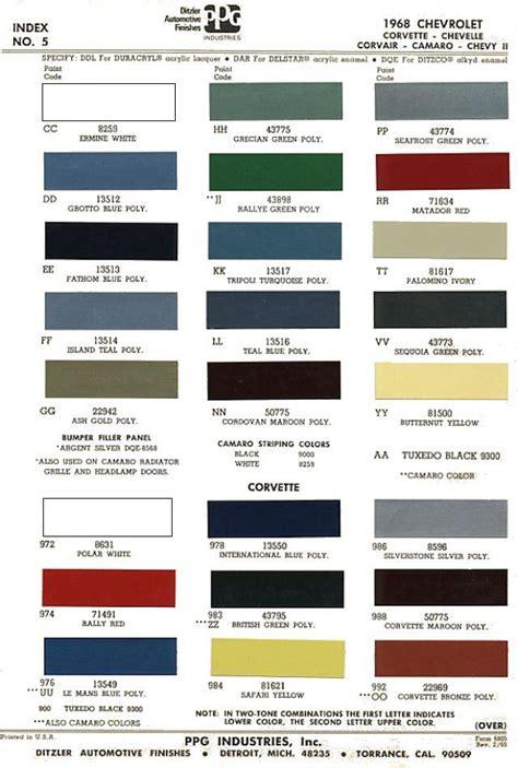 chevy color codes 2018 silverado green color code my