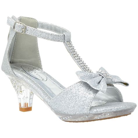 Glitter High Heel Sandals dress sandals t rhinestone glitter clear high