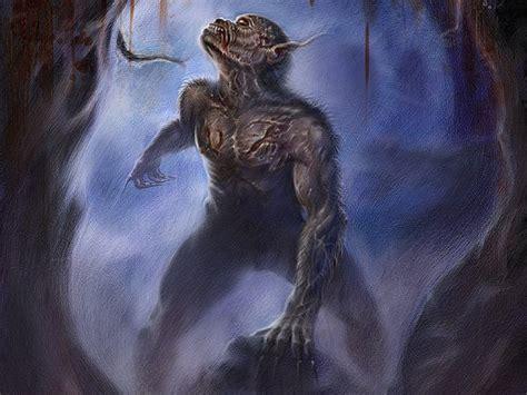 wallpaper abyss werewolf werewolf computer wallpapers desktop backgrounds