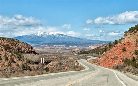 best scenic road trips in usa the best southwest usa scenic drives on the luce travel blog