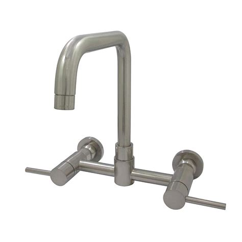 wall faucet kitchen handle wall mount kitchen faucet