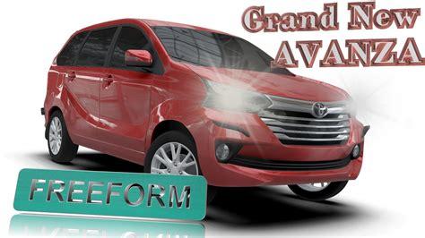 Modification All New Avanza by 99 Modifikasi Mobil Toyota All New Avanza 2018 Modifikasi