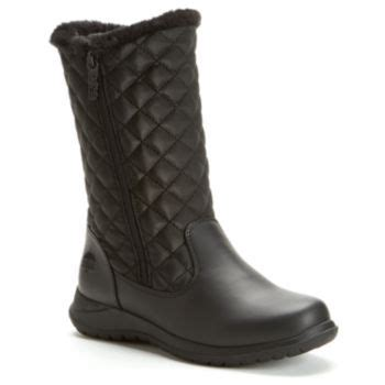 totes quilted waterproof winter boots kohls 70