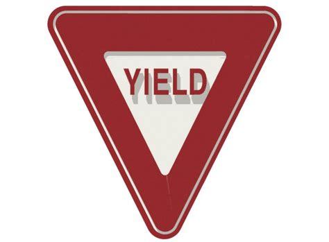 best yield yield sign www imgkid the image kid has it