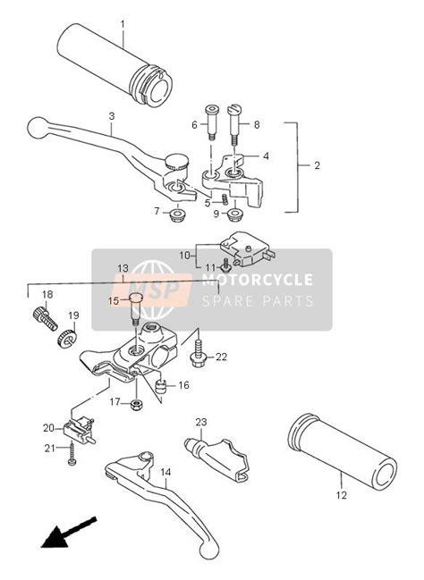 Spare Part Suzuki Nex suzuki vz800 marauder 2000 spare parts msp