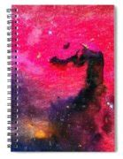 Horsehead Nebula Painting By Dan Sproul