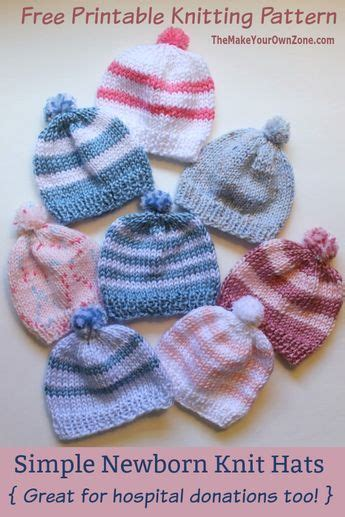 knitted newborn hats for hospitals knitting newborn hats for hospitals knitted baby baby