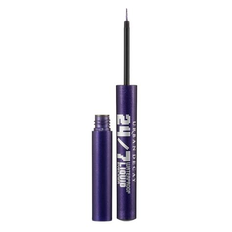 Eyeliner Decay rank style the ten best liquid eyeliners