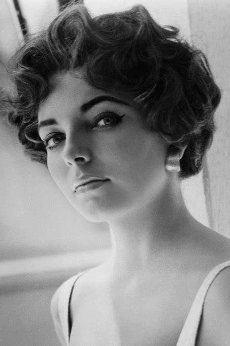 Joan Collins Birthday Card