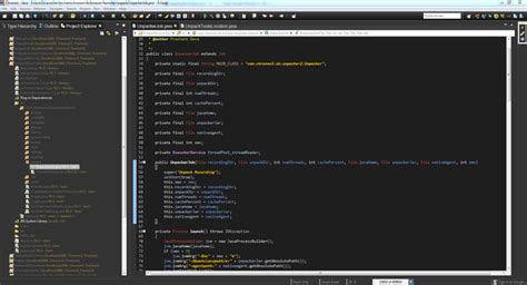black themes download for java java skinning entire eclipse gui not just code window