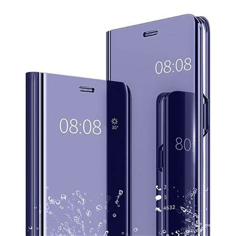 Samsung Galaxy A50 Keyboard by Jumia Anniversary Deal Sale On Samsung Galaxy A50 Plating Mirror Leather Purple Blue