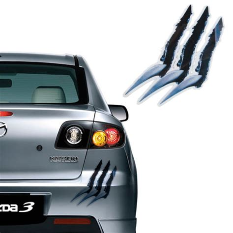 Monster Aufkleber Auto by Car Stickers Vivid Monster Car Decal