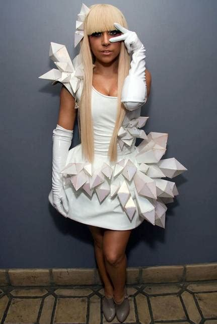 Gaga Dress gaga fashion fashion