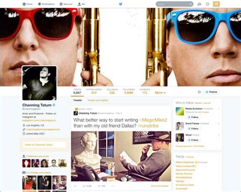 what s new for designers february 2014 webdesigner depot twitter rolls out new profile design that mimics facebook
