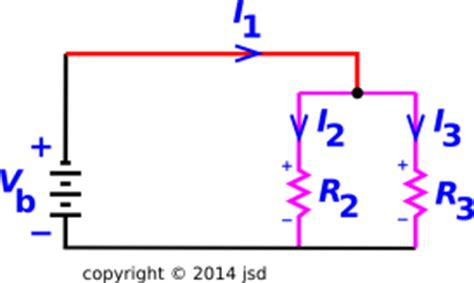 resistors in parallel kirchhoff s current kirchhoff s circuit laws