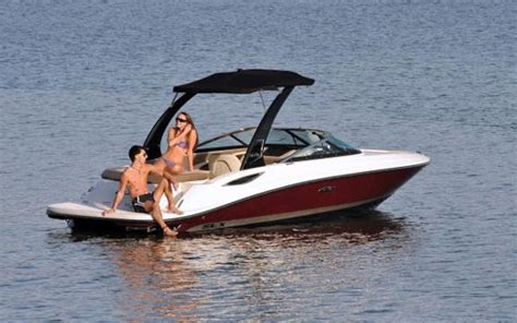 caravelle boats reputation sea ray 210 slx bowrider with wow boats