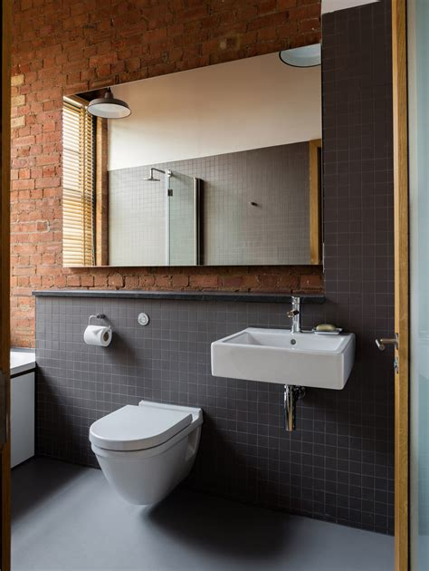 architectures modern loft with industrial bricks element industrial loft with brick walls contemporary details in