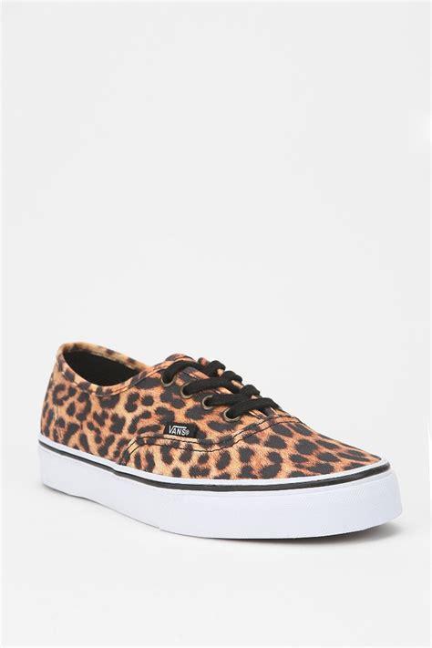 Vans Autentic Silence vans authentic leopard print s sneaker