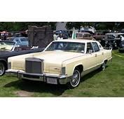 Lincoln Town Car – Wikipedia